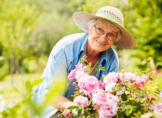 Gardening Improves Health