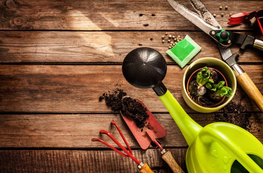 multipurpose gardening tools