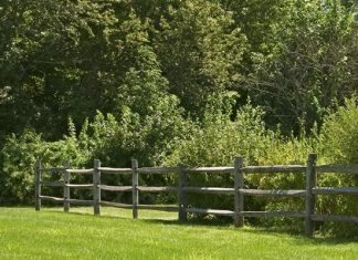 diy fence posts