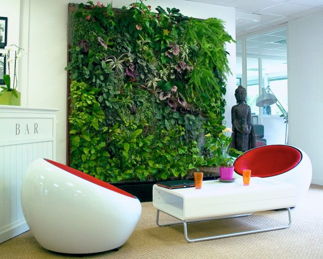 Indoor Garden Wall
