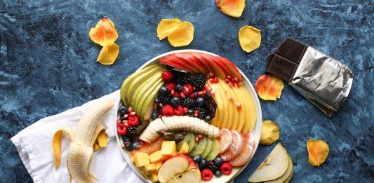 bol of fruit